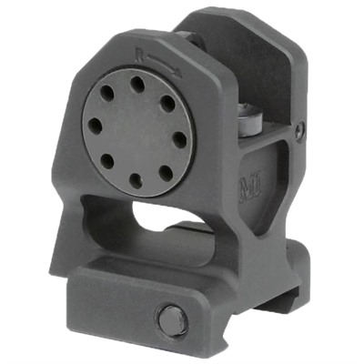 Midwest Industries Ar-15 Combat Back Up Iron Rear Sight