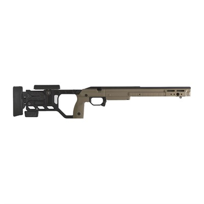 Kinetic Research Group Whiskey 3 Remington 700 Chassis - Remington 700 Sa Fixed Stock Fde