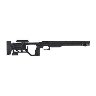 Kinetic Research Group Whiskey 3 Sako Trg-22 Chassis - Sako Trg-22 Fixed Stock Black