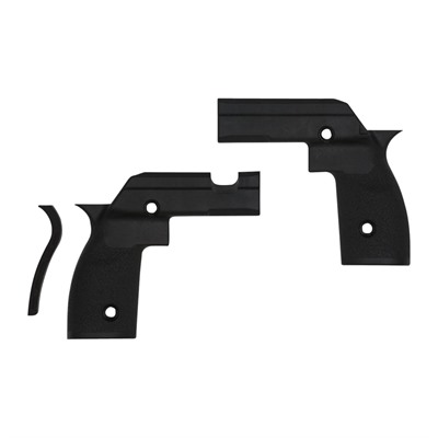 Kinetic Research Group Large Grip Panel Sets - Remington 700 Large Grip Panels Black