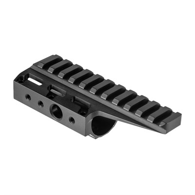 Kinetic Research Group Integrated Night Vision Rail - Whiskey-3, X-Ray, Trg Integrated Nv Rail