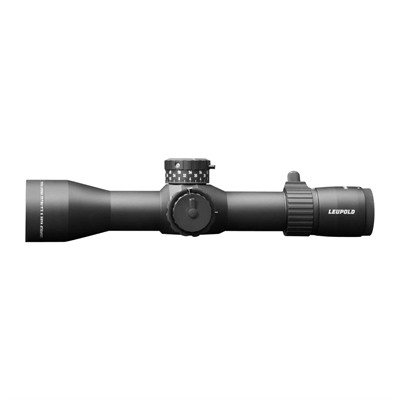 Leupold Mark 5hd 3.6-18x44mm Rifle Scope - 3.6-18x44mm M1c3 Ffp Illuminated Pr-1moa Matte Black