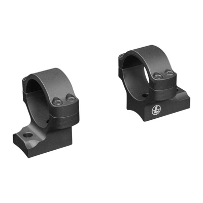 Leupold Backcountry Kimber 84 2-Pc Rifle Mount - Kimber 84 30mm Medium 2-Pc Mount