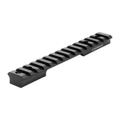 Leupold Backcountry Cross-Slot Remington 783 Rifle Base - Remington 783 Sa 1-Pc Base 20 Moa