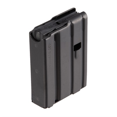 D&H Industries .450 Bushmaster Magazine Black - .450 Bushmaster Magazine 4-Rd Steel Black