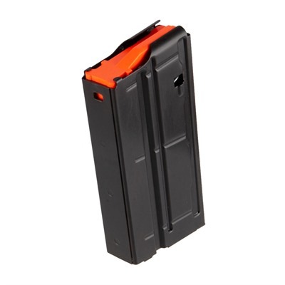 D&H Industries Ar .308 6.5 Creedmoor Magazines Black - 6.5 Creedmoor Magazine 20-Rd Steel Black