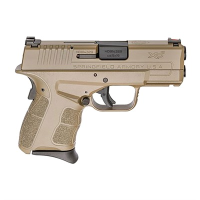 Springfield Armory Xd S Mod 2 9mm Xd S Mod 2 9mm Fde 3 3