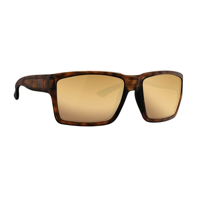 Magpul Explorer Xl Sunglasses - Explorer Xl Tortoise Frame W/ Bronze Lens & Gold Mirror
