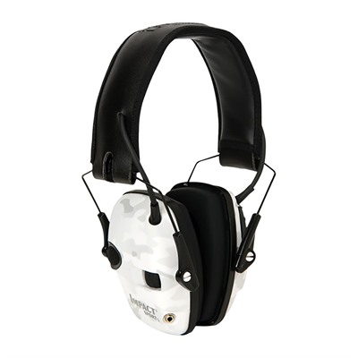 Howard Leight Impact Sport Electronic Earmuffs - Impact Sport Electronic Earmuffs Multicam Alpine