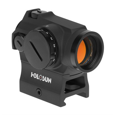 Holosun He503r-Gd Gold Dot Sight - He503r-Gd Gold Dot Sight 65 Moa Circle Or 2 Moa Dot
