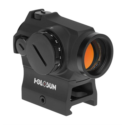 Holosun He403r-Gd Gold Dot Sight - He403r-Gd Gold Dot Sight 2 Moa Dot
