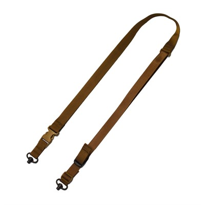 Tac-Shield Tactical 2-Point Web Looop Slings - Tactical 2 Point Web Loop Sling Coyote
