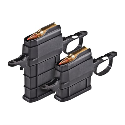 Legacy Sports International Remington 700 Detachable Magazine Drop-In Kits - Detachable Magazine Floor Plate & 5rd .308 Mag