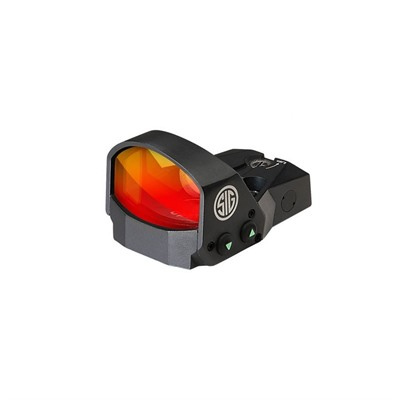 Sig Sauer Romeo1 Reflex Sight - Romeo1 3 Moa Red Dot Reflex Sight