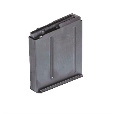 Modular Driven Technologies Long Action Metal Magazines - Ar 308 300 Win Mag Magazine 5rd Aluminum Black