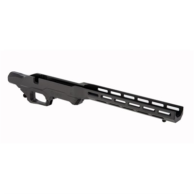 Modular Driven Technologies Lss-Xl Gen 2 Cs Chassis - Tikka T3/T3x Lss-Xl Gen2 Cs La Chassis Right Hand Black