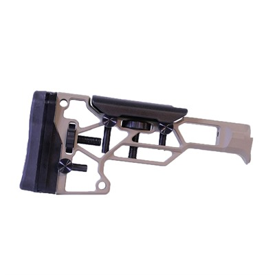 Modular Driven Technologies V5 Skeleton Rifle Stocks - V5 Skelelton Rifle Stock Fde