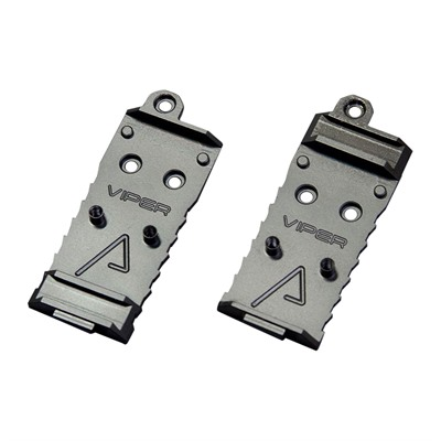 Agency Optic System Plates - Aos Plate For Vortex Viper, Rear Dovetail