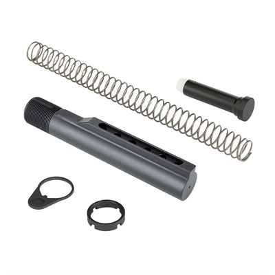 Advanced Technology Ar-15 Military Mil-Spec Buffer Tube Assembly Package