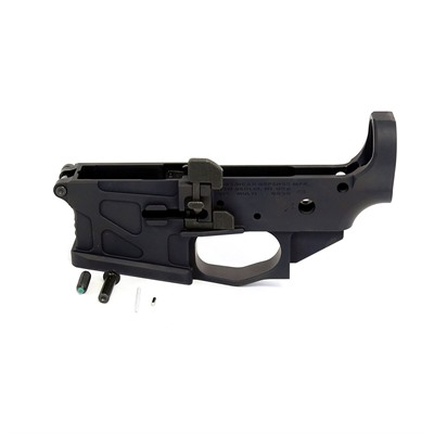 American Defense Manufacturing Ar-15 Uic15 Stripped Lower Receiver Ambidextrous - Ar-15 Uic15 Stripped Lower Receiver 5.56mm