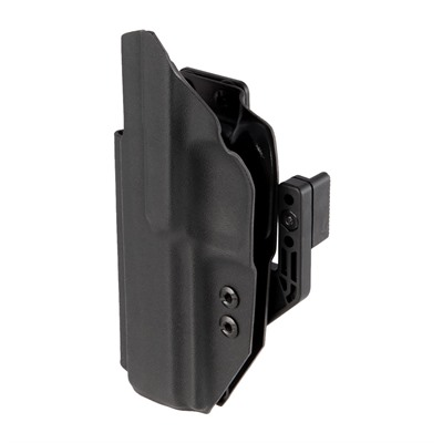 Anr Design Appendix Holsters W/Claw Right Hand - Glock 17/22 Appendix Holster W/Claw Rh Black