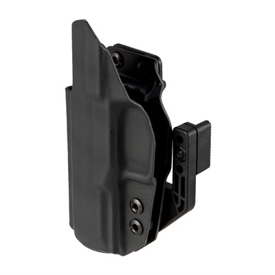 Anr Design Appendix Holsters W/Claw Right Hand - Sig Sauer P320 Full Size Appendix Holster W/Claw Rh Black