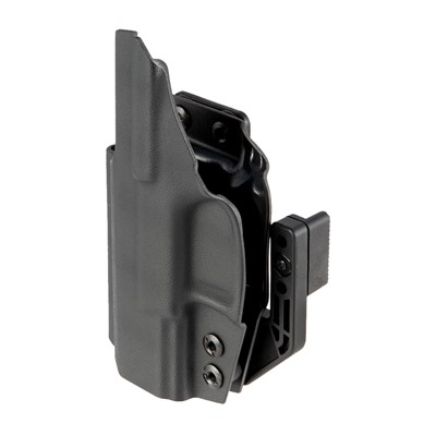 Anr Design Appendix Holsters W/Claw Right Hand - Cz-Usa P-10 C Appendix Holster W/Claw Rh Black