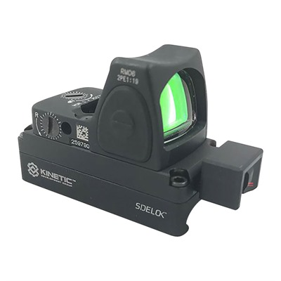 Kinetic Development Group Sidelok Trijicon Rmr Mounts - Low Trijicon Rmr Mount