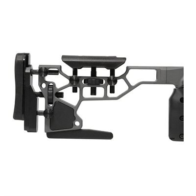 Modular Driven Technologies Acc Chassis Buttstock Weight - Acc Buttstock Weight 0.65 Lbs, Black