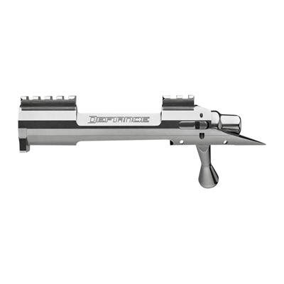 Defiance Machine Deviant Ga Hunter Lightweight Actions Right & Left Hand - Long Action Win Mag Bolt Face (0.545