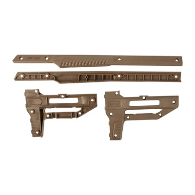 Oryx Chassis Panels - Oryx Chassis Panels Flat Dark Earth