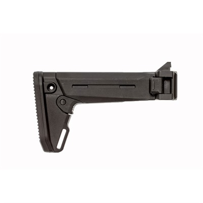 Reptilia Corp Cz Scorpion Link Stock Folding - Cz Scorpion Stock Folding Black