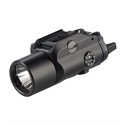 Streamlight Tlr-Vir Ii Weaponlights W/Infrared/Visible Led/Laser - Tlr-Vir Ii Weaponlight W/Infrared/Visible Led/Laser Black