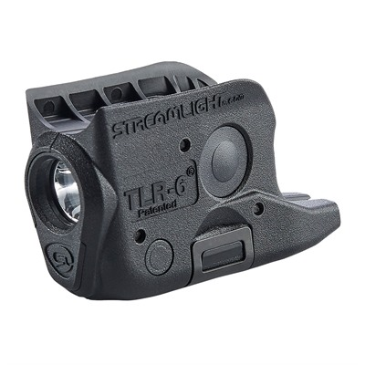 Streamlight Tlr-6 Weaponlights Without Lasers - Tlr-6 Weaponlight For Glock42/43 Without Laser