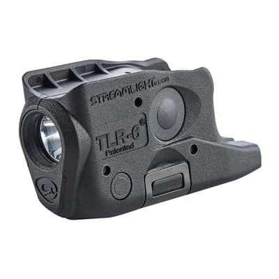 Streamlight Tlr-6 Weaponlights Without Lasers - Tlr-6 Weaponlight For Glock26/27/33 Without Laser