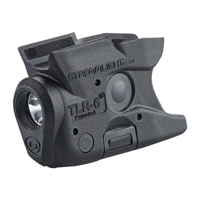 Streamlight Tlr-6 Weaponlights Without Lasers - S&W M&P Shield Tlr-6 Weaponlight Without Laser