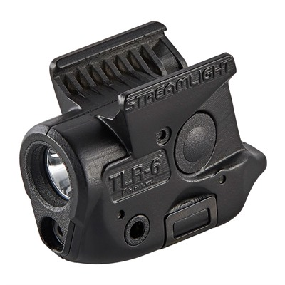 Streamlight Tlr-6 Subcompact Tactical Light/Laser - Sig P365 Tlr-6 Weaponlight & Laser