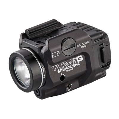 Streamlight Tlr-8g Weaponlight W/ Green Laser