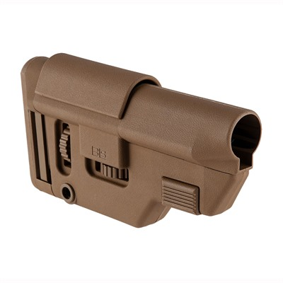 B5 Systems 308 Collapsible Precision Stocks - Collapsible Precision Stock 308 Coyote Brown