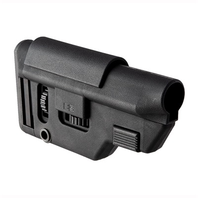 B5 Systems 556 Collapsible Precision Stocks - Collapsible Precision Stock 556 Black