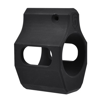 Phase 5 Tactical Low Profile Gas Blocks - Set Screws Style Lo Profile Gas Block - Bore Diameter .750