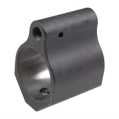 Creative Arms Ar-15 Low Profile Gas Block - Ar-15 .750 Gas Block