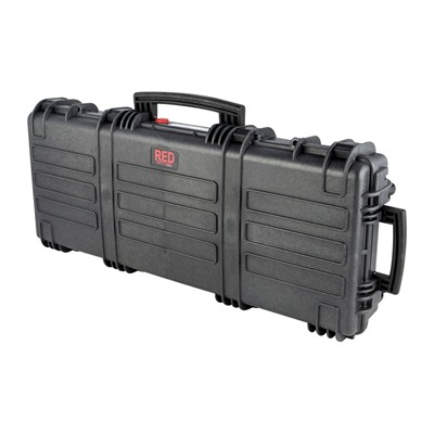 Explorer Cases Red Explorer Cases With Soft Gun Bag - Ar-15/M4 Red 37