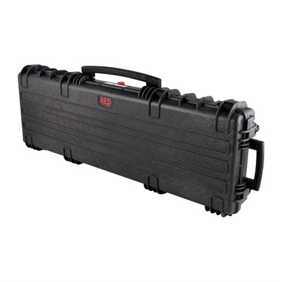 Explorer Cases Red Explorer Cases With Soft Gun Bag - Rifle/Shotgun Red 45
