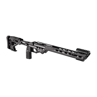 Masterpiece Arms Ba Howa 1500 Chassis - Howa 1500 Sa Right Hand, Black
