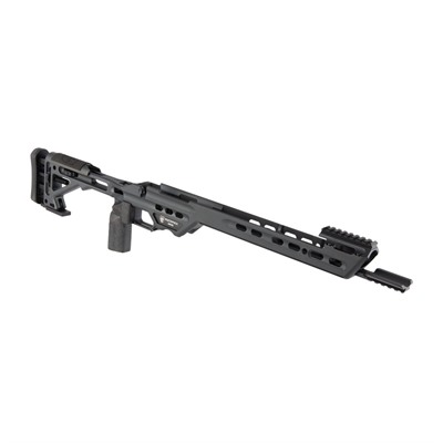Masterpiece Arms Ba Competition Tikka T3x Chassis - Tikka T3x Sa Right Hand, Black