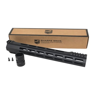 Sharps Bros Ar15 Ultra Lite Mlok Hand Guards - Ar15 13.7