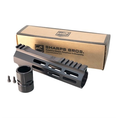 Sharps Bros Ar15 Ultra Lite Mlok Hand Guards - Ar15 7