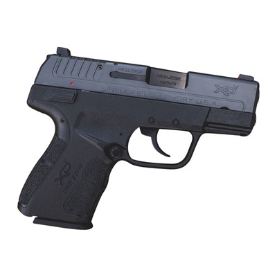 Langdon Tactical Technology Xd-E Compact 9mm 3.3