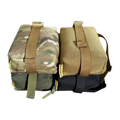 Short Action Precision Inc Run N' Gun Bag - Coyote Run N' Gun Bag